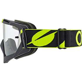 O'Neal B-10 Goggles twoface-black/neon yellow-clear